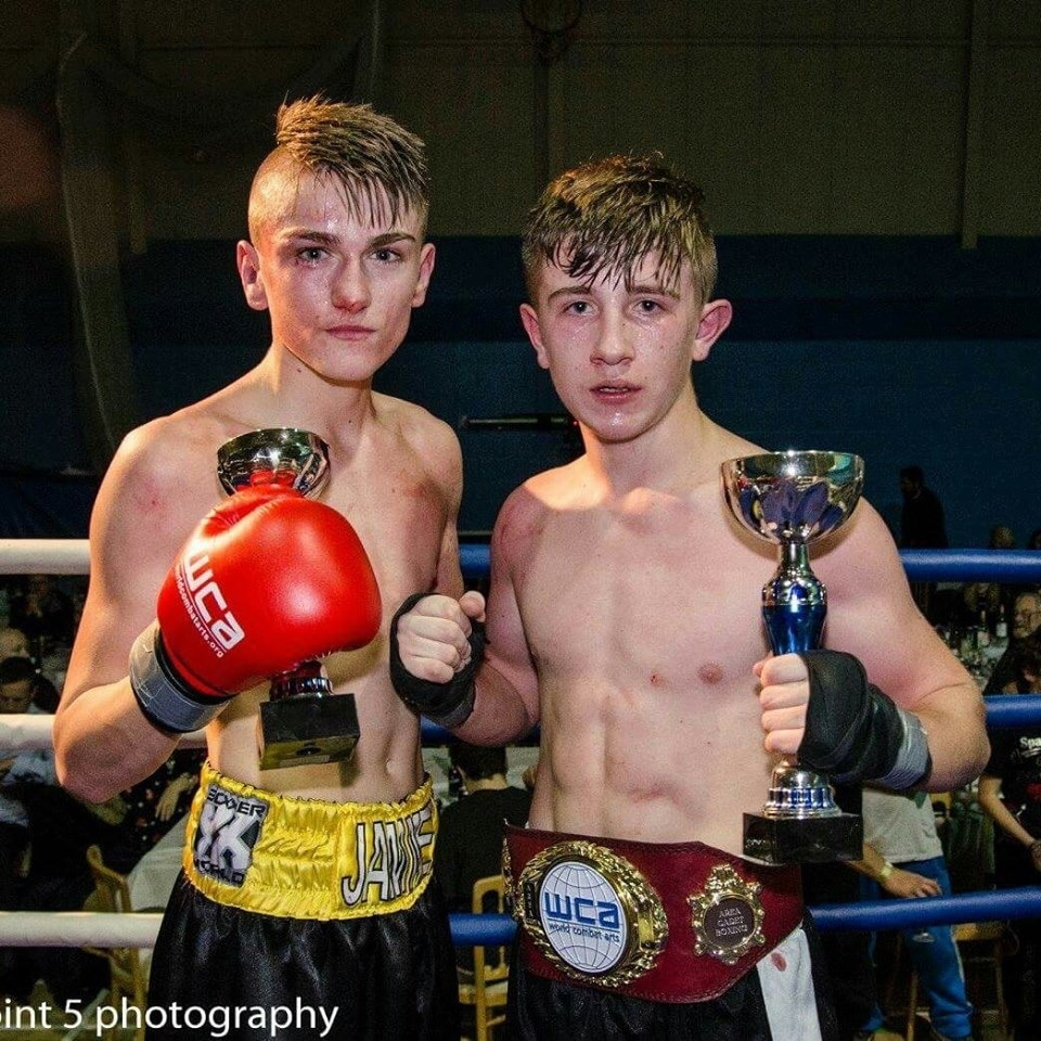 James Surry vs Archie Connolly