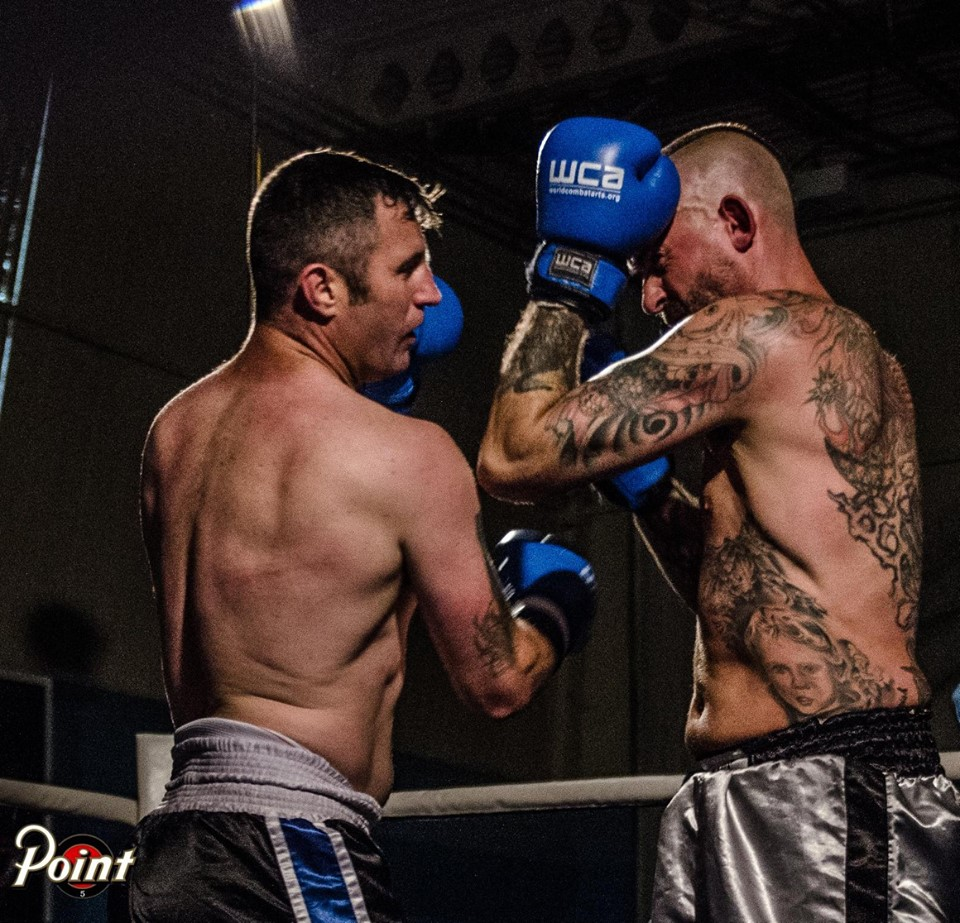 Ross Chick vs Nick Morrish