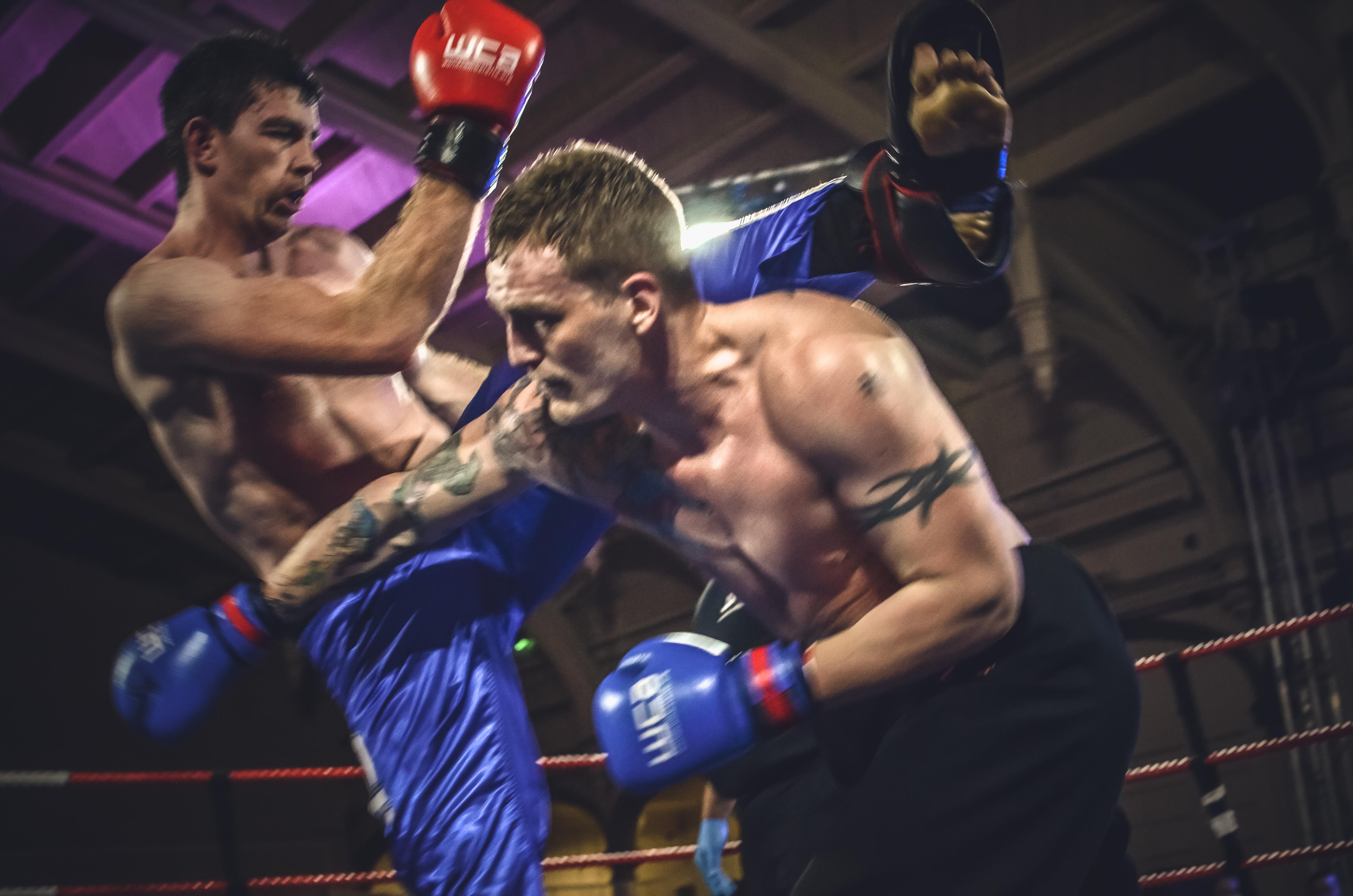 Shaun Forde vs Carl Mallinson