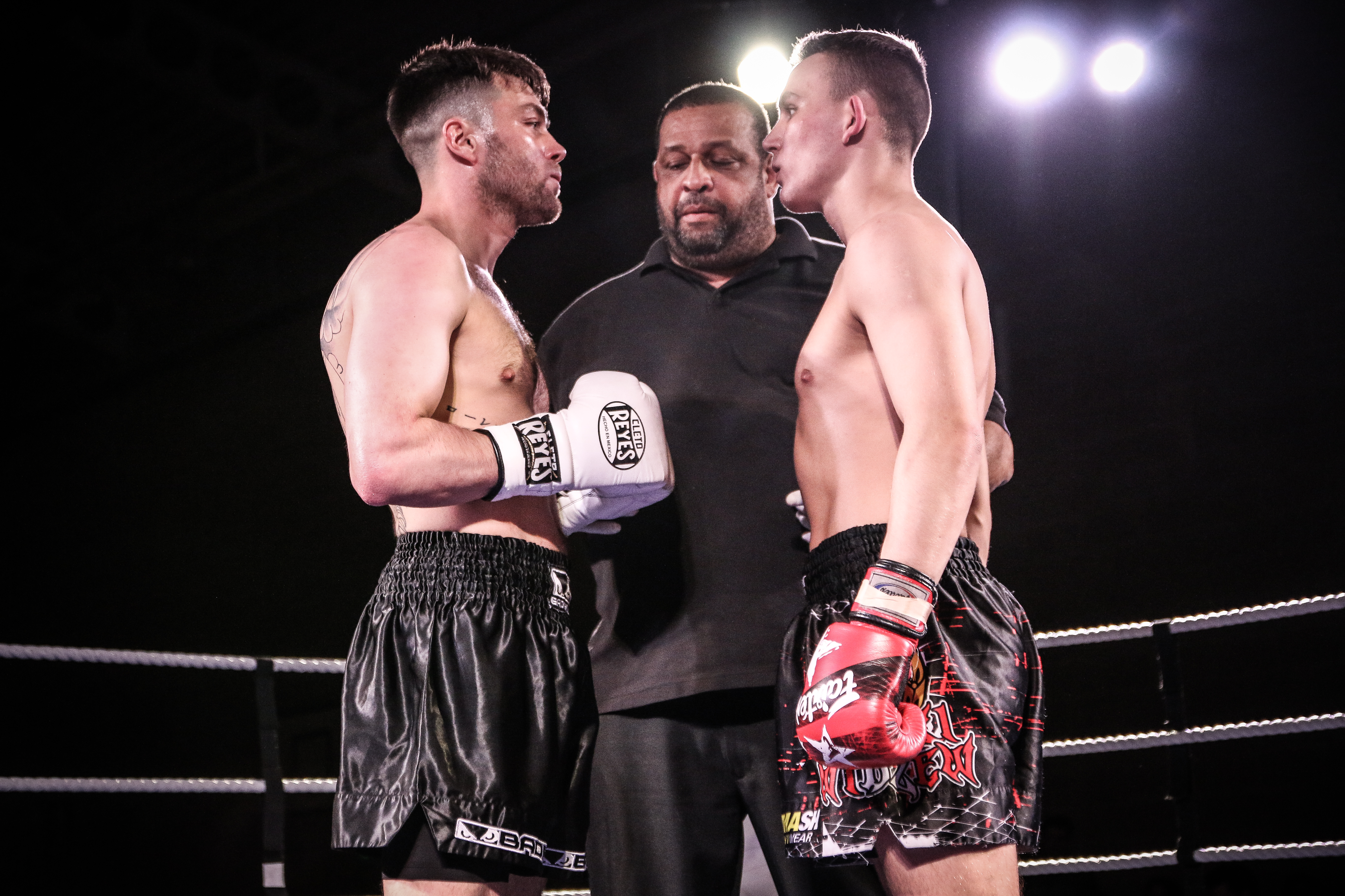 Dave Patterson vs Maciej Wasiuk