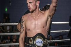 WCA English Kickboxing Champion 81-83kg
