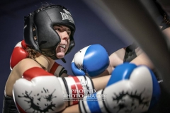 WCA Kickboxer Lucy Sharp