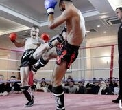 WCA International Bout
