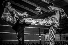 Carl Mallinson vs Shaun Forde