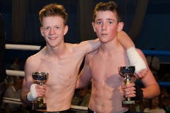 Joe Patterson & Harrison Connolly