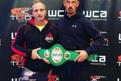 Sergio Pesce & Scott Keane