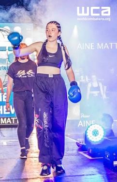 Aine Matthews