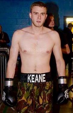 Aaron Keane