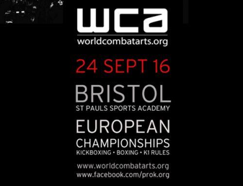 WCA Euro's. 24 Sept 16