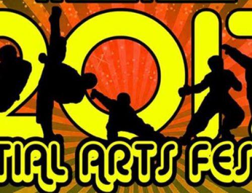 WCA Martial Arts Festival 2017