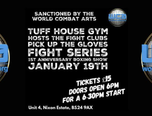 WCA Tuff House Fight Series