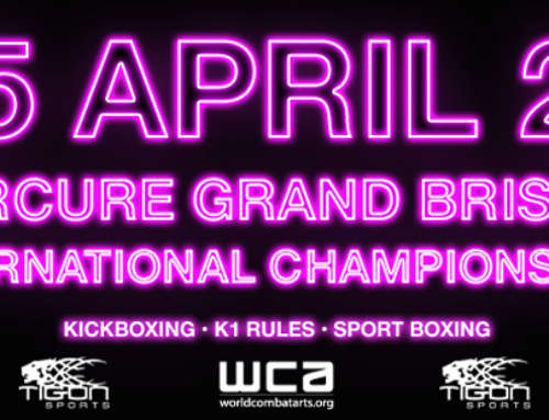 WCA International Championships 2020